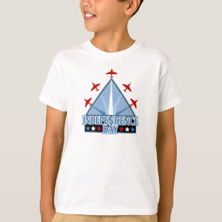 Independence Day Airshow T-shirt