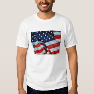 Independence Day American Flag Freedom T-Shirt
