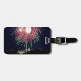 Independence-Day Bag Tag