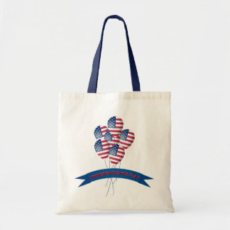 Independence Day Balloons Bag