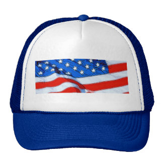 Independence Day Banner Trucker Hat