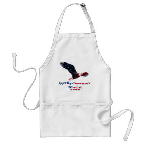 Independence Day BBQ Apron