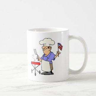 Independence Day BBQ Coffee Mug