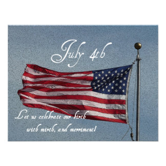Independence Day BBQ/with ye olde humor! Custom Invitations