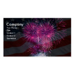 Independence Day Business Cards