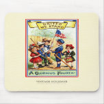 Independence Day Children Mouse Mat
