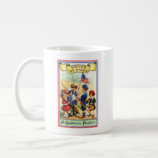 Independence Day Children Coffee Mugs