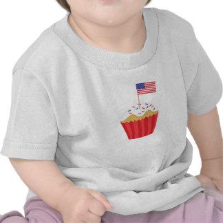 Independence Day Cupcake Tees