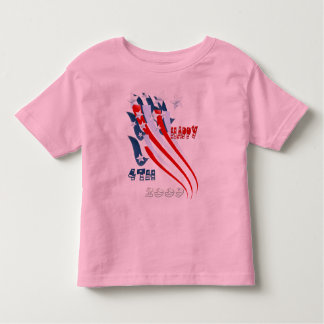 Independence Day Flag T-Shirt