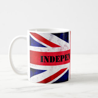 Independence Day for United Kingdom Coffee Mug