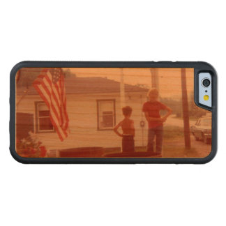 Independence Day Frank's fave Carved® Cherry iPhone 6 Bumper Case