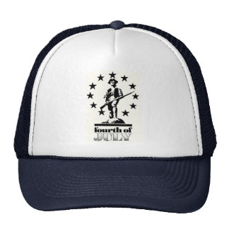 Independence Day Trucker Hat
