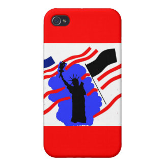 Independence Day Covers For iPhone 4