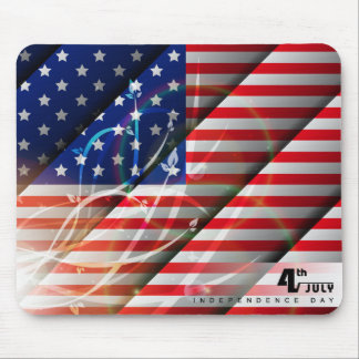 Independence Day July 4 (3) Mousepad