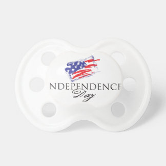 Independence Day July 4th usa Pacifier