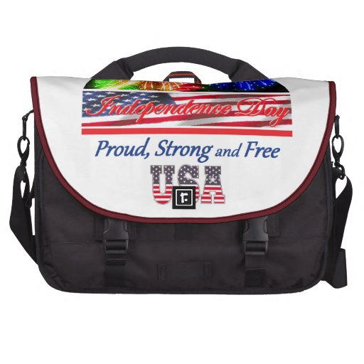 Independence Day Computer Bag