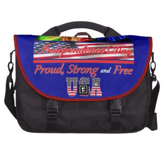 Independence Day Laptop Computer Bag