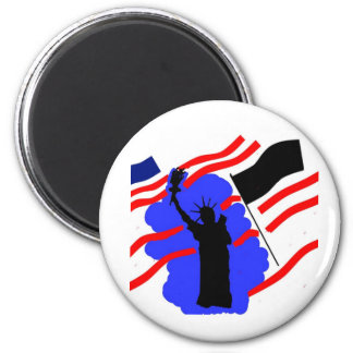Independence Day Refrigerator Magnets