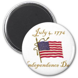 Independence Day Fridge Magnets