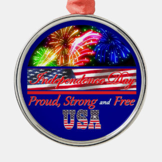 Independence Day Ornament
