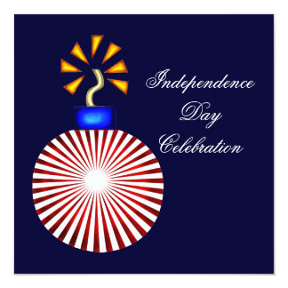 Independence Day Party Invitation