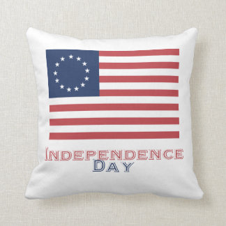 Independence Day Throw Pillows