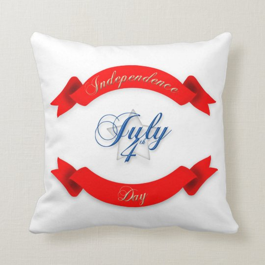 Independence Day Pillow