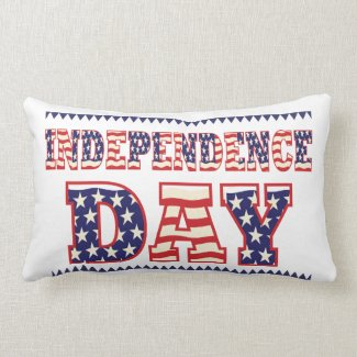 Independence Day Pillows