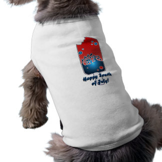 Independence Day Popsicle Dog Shirt