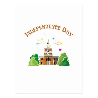 Independence Day Post Card