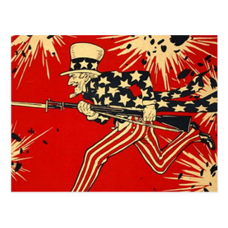 Independence Day Postcard