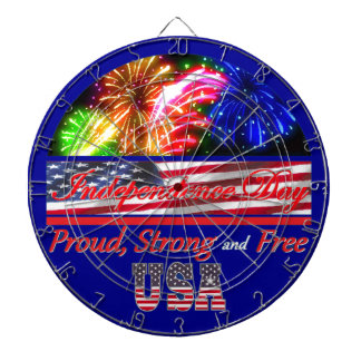 Independence Day Shirt Dartboards