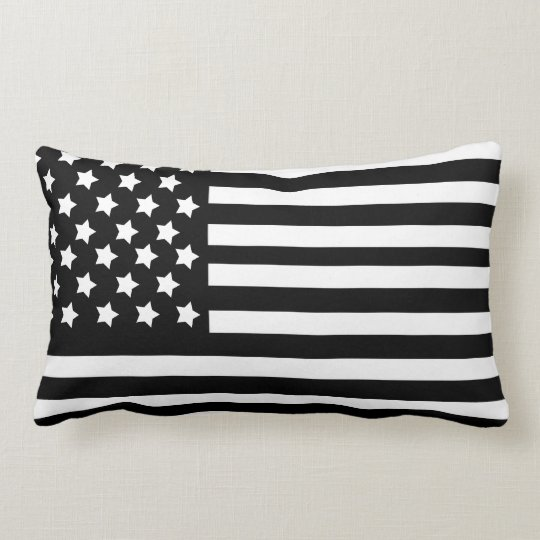 Independence Day U.S. American Flag Throw Pillow