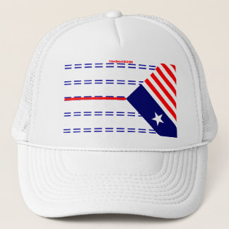 """Independence Day USA"" Trucker Hat"