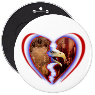 Independence-Day-ver-1 Pinback Button