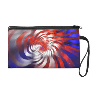 Independence Day Wristlet