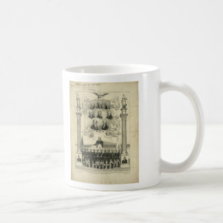 Independence Declared 1776 Union Must Be Preserved Coffee Mugs