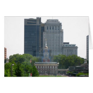 Independence Hall Cards