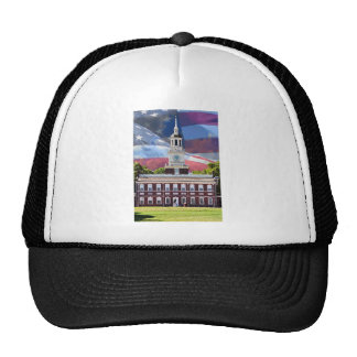 Independence Hall Trucker Hat