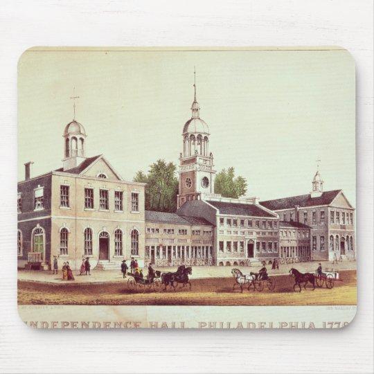 Independence Hall, Philadelphia Mouse Pad