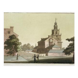 Independence Hall, Philadelphia, Pennsylvania, fro Postcard