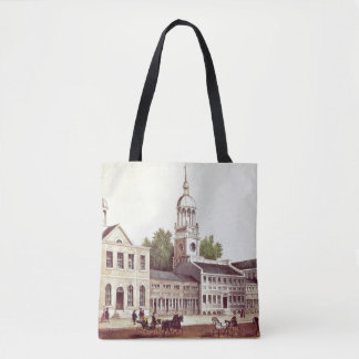 Independence Hall, Philadelphia Tote Bag