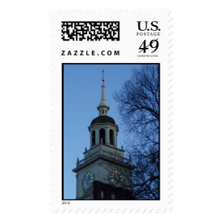 Independence Hall Postage
