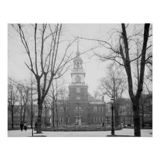 Independence Hall Posters