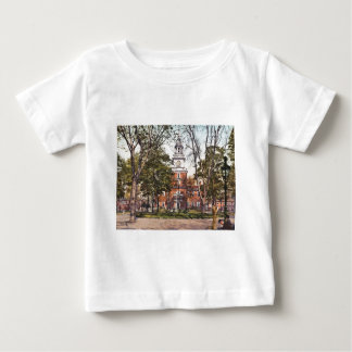 Independence Hall Vintage Philly Pensylvania Baby T-Shirt