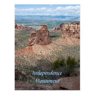 Independence Monument Postcards