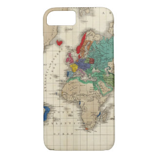 Independence of The United States 1783 AD iPhone 7 Case