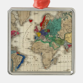 Independence of The United States 1783 AD Christmas Ornament