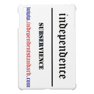 Independence Over Subservience Case For The iPad Mini