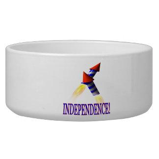 Independence Pet Bowls
